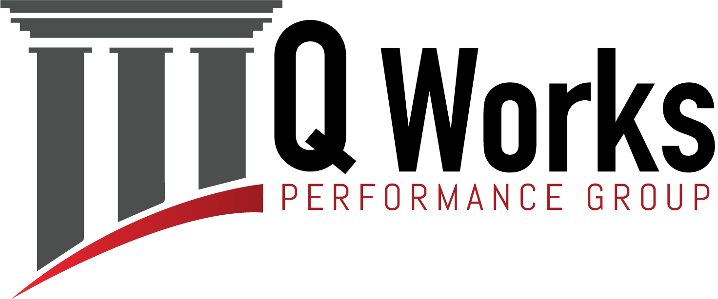 q works logo